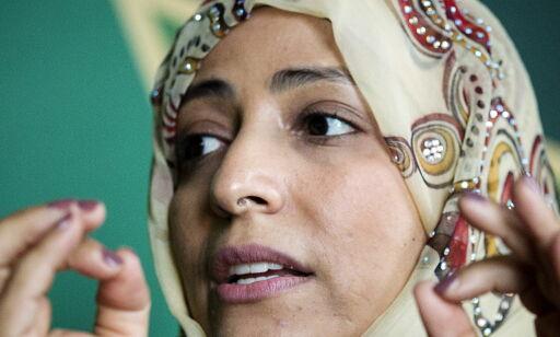 Fredsprisvinnerens bønn: - Norge må stoppe militærsalg til Emiratene og Saudi-Arabia