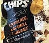 Sjekk alle snacksnyhetene: Nå kommer sjokoladechips!