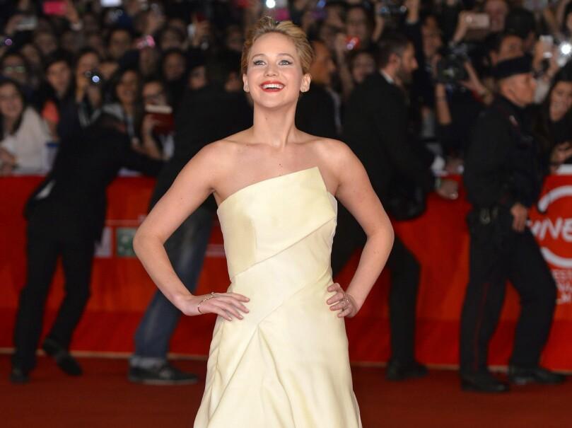 Blir Jennifer Lawrence det nye ansiktet til Dior?