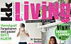 I SALG PÅ MANDAG: - KK Living er et sprudlende, moderne, nært og nyttig interiørblad som vet akkurat hvor morsomt, frustrerende og herlig det er å bo, forteller redaktør Mai Eckhoff Morseth. Foto: KK Living